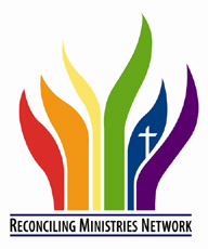 Reconciling Ministries Network Logo