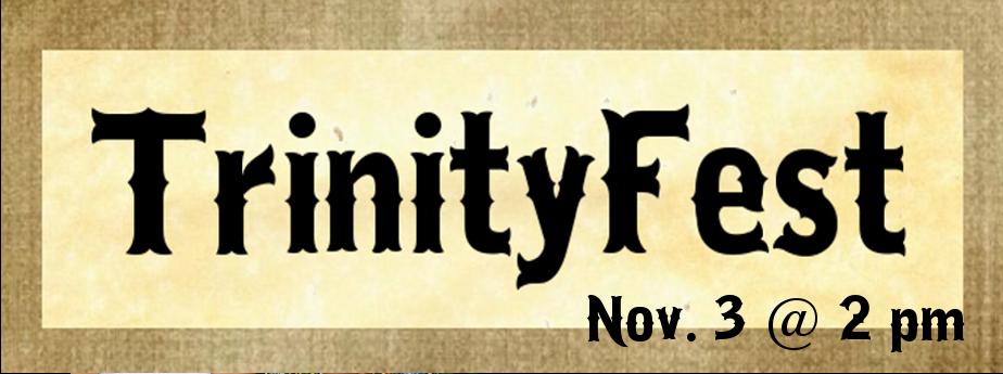 TrinityFest November 3